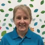 Pat Bell, Paediatric Physiotherapist