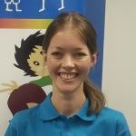 Sophie Johnson, Paediatric Physiotherapist